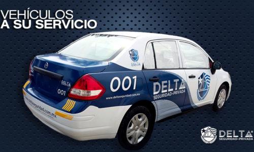 Auto Delta Seguridad Privada Nissan Tida