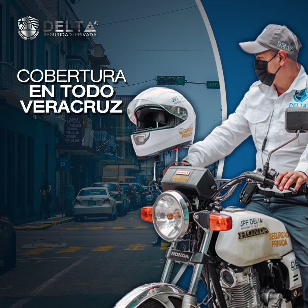 Delta Seguridad Privada®️ en todo Veracruz